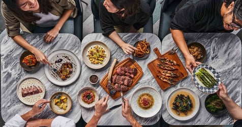 New Specialty Woodfired Restaurant And Bar 'NY Verden' Serves Premium Quality Woodfired Grill Meats at Jewel Changi Airport