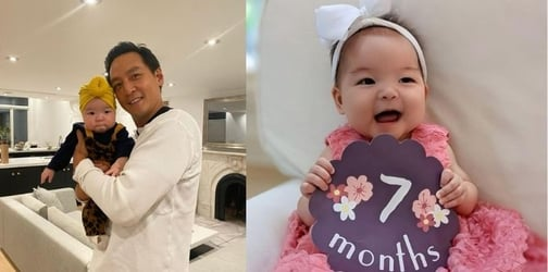 Ase Wang Finally Reveals The Names Of Her 7-Month-Old Daughter's Godparents