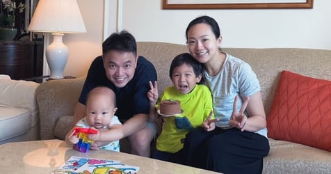 YES 933 DJ Lim Pei Fen Opens Up About Motherhood, Mental Health And Balancing Work With Family