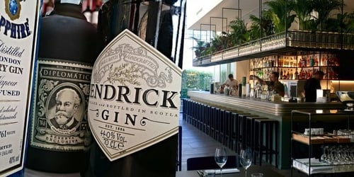 If You Are A Gin Lover, You Need To Check Out The World's Best Gin Bars (One Of Them Is In Singapore!)