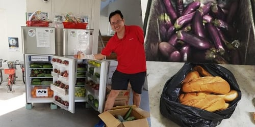 This Man Spent Only $8 On Food Last Year — Here's How