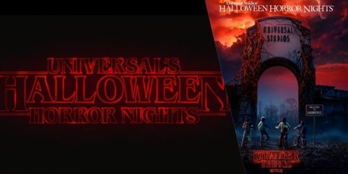 Brave The Upside Down At Universal Studios Singapore's Halloween Horror Nights
