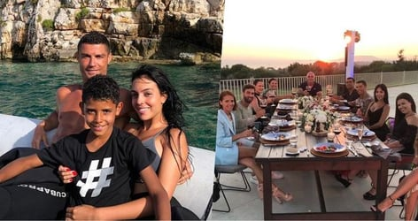 Cristiano Ronaldo Left An Extravagant Tip During A Holiday In Greece!