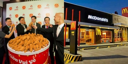 This Homegrown Filipino Fast Food Chain Survived In Vietnam And Here's Why