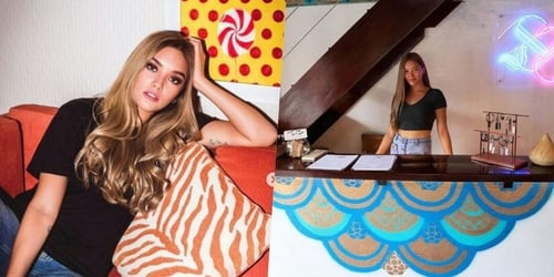 Super Talented Celeb Lauren Reid Believed Fame Wasn't Enough - So She Opened Her Own Business