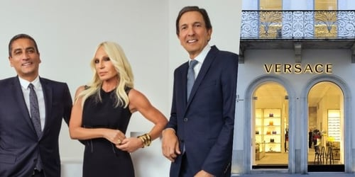 Michael Kors Buys Versace For $2.1 Billion - And It's Not Good News