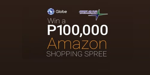 Here's How You Can Win A P100,000 Amazon Shopping Spree In Time For Black Friday And Cyber Monday