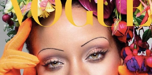 What The F*** Just Happened To Rihanna's Eyebrows?