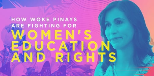 How Woke Pinays Are Fighting For Women's Rights