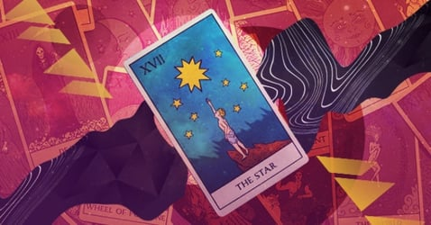 Yes, You Have A Zodiac Tarot Card — Here's What It Says About You