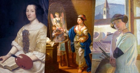 This New Online Database Will Let You Discover Overlooked 15th-19th Century Female Artists