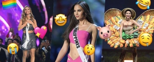 The Most Memorable Moments From Miss Universe 2018