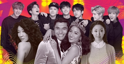 Asians In The Limelight: The Year In Entertainment