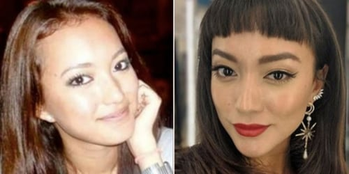 Before & After: Singapore Celebs Nail The #10YearChallenge