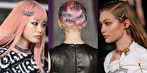 Watch Out! The Barrette Hair Clip Is The Latest Trend To Make A Comeback