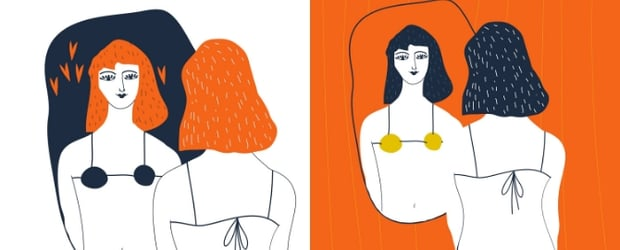 Me, Myself, And I: How Self Love Can Change Your Life, Forever