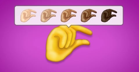 """The New """"Pinching Hand"""" Emoji Is The Ultimate Comeback To Unsolicited Dick Pics"""