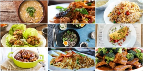 19 Asian meals on your plate in 15 minutes