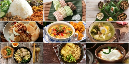21 must try Indonesian breakfasts