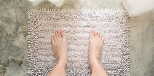 When you should replace your indoor floor mats at home