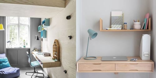 9 stylish desks made for small space living