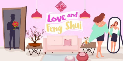 Expect sparks when love and Feng Shui meet!