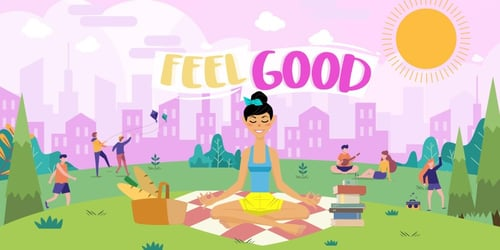 The Feel Good Plan: The complete guide to starting your new year