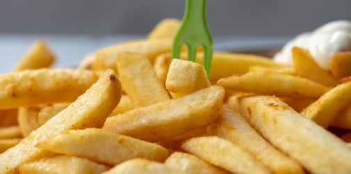 Our French fries portion should be limited to just 6 fries, says Harvard professor