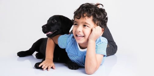 7 reasons why having a pet can make your child a better person