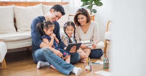 Connect with Your Children: 4 Fun Activities You Can Do at Home to Encourage Learning