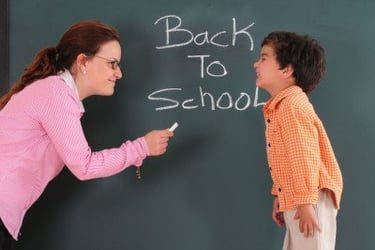 Teach your child to deal with teachers!