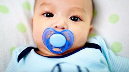 Are Pacifiers Good For Your Baby?