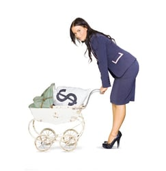 Make money while being a stay-at-home mum!