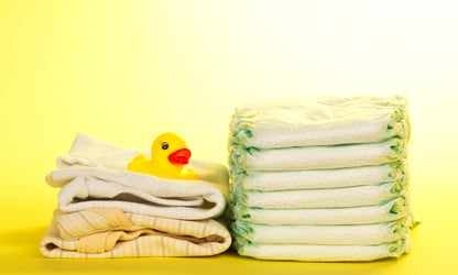 Disposable vs. cloth diapers dilemma
