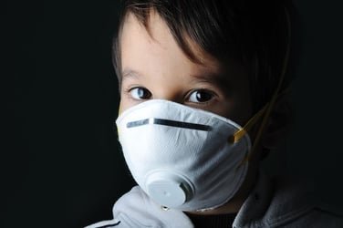 N95 masks not suitable for children and pregnant women