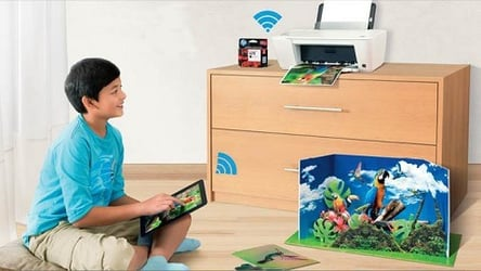 One printer that will keep your whole family smiling