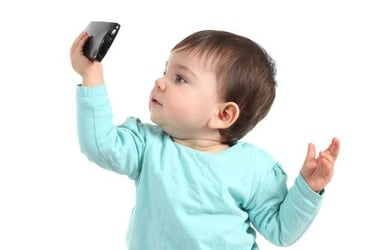 Best iPhone/Android apps for toddlers