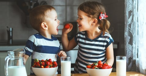 Early Nutrition Is Vital for Your Child's Digestive System! Here's How To Ensure Your Child Absorbs As Much As Possible