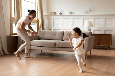 3 Easy Indoor Activities to Keep The Kids Entertained