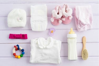 5 best types of preloved baby items new mothers should have