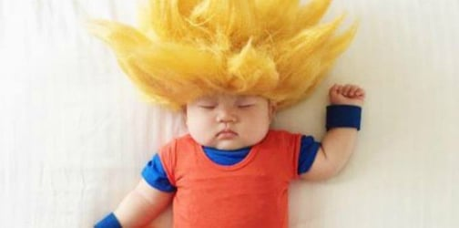 The Cutest Baby Cosplay Ever!