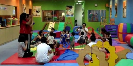5 best enrichment classes for babies and toddlers in Klang Valley