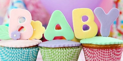 Baby Fullmoon and Baby Shower Party Ideas