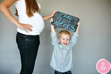 Cute Ways To Track Your Baby Bump