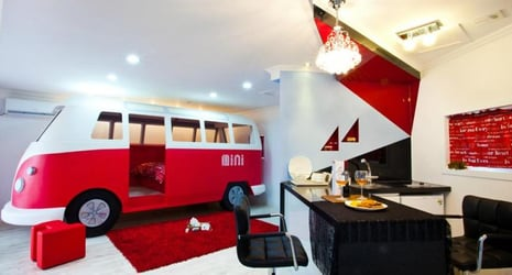 Quirky BnB hotels in Korea you have to visit at least once