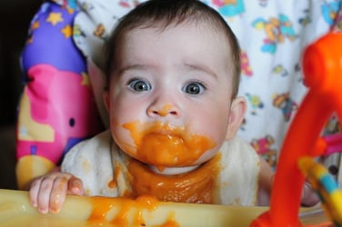 Best First Solid Foods For Baby
