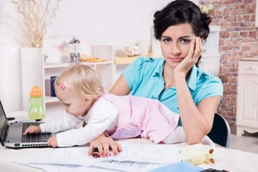 How Employers Make Life Difficult For Working Mums
