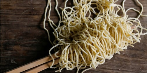 Simple And Easy Ways to Do Homemade Egg Noodles, Your Kids Would Love It!