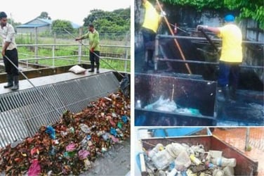 Malaysians should stop littering to prevent flooding