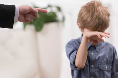 Are We Punishing Children For Being Human?